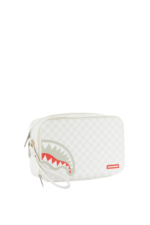Sprayground Beauty bags white