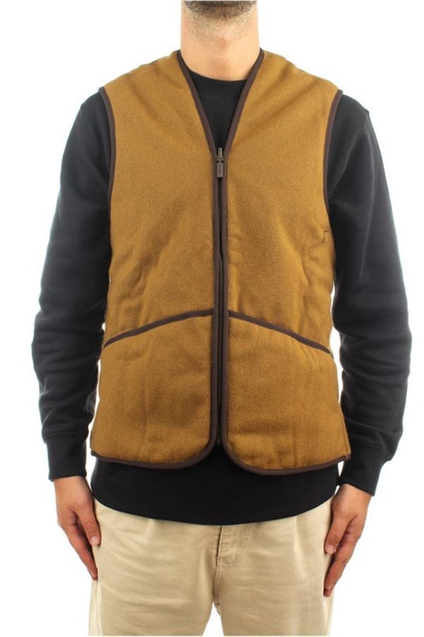 Barbour vest Brown