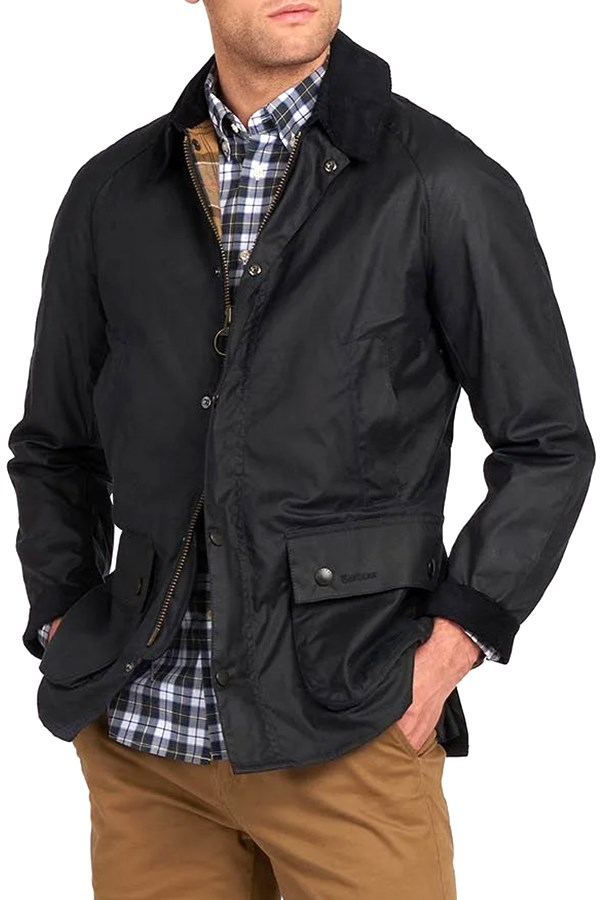Barbour Waterproof Navy