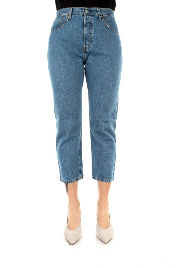 Levi's® Cropped Sansome Breeze Stone
