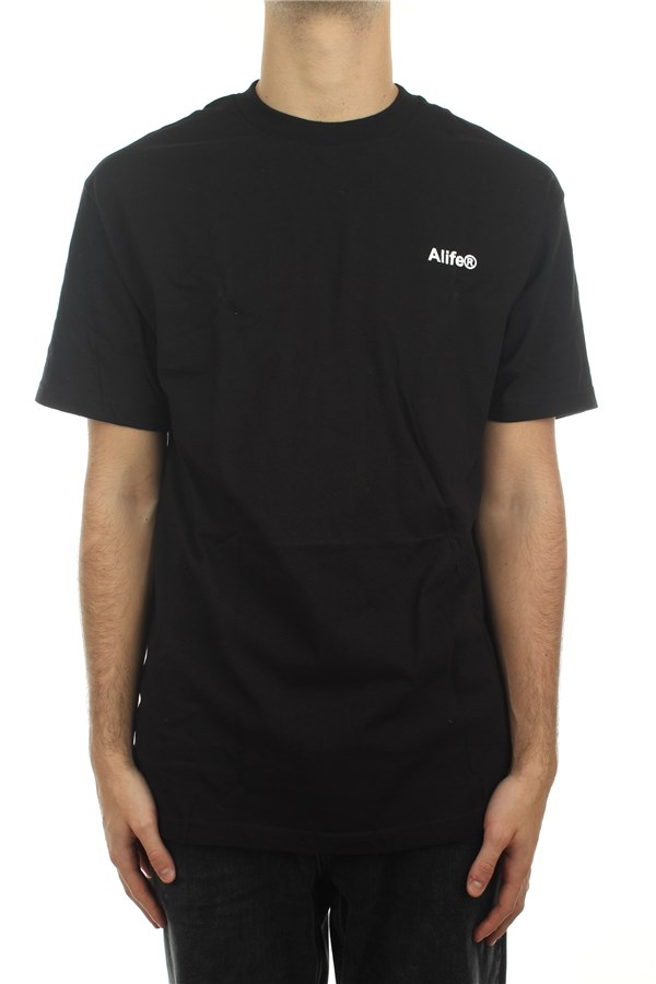 Alife® Short sleeve Black