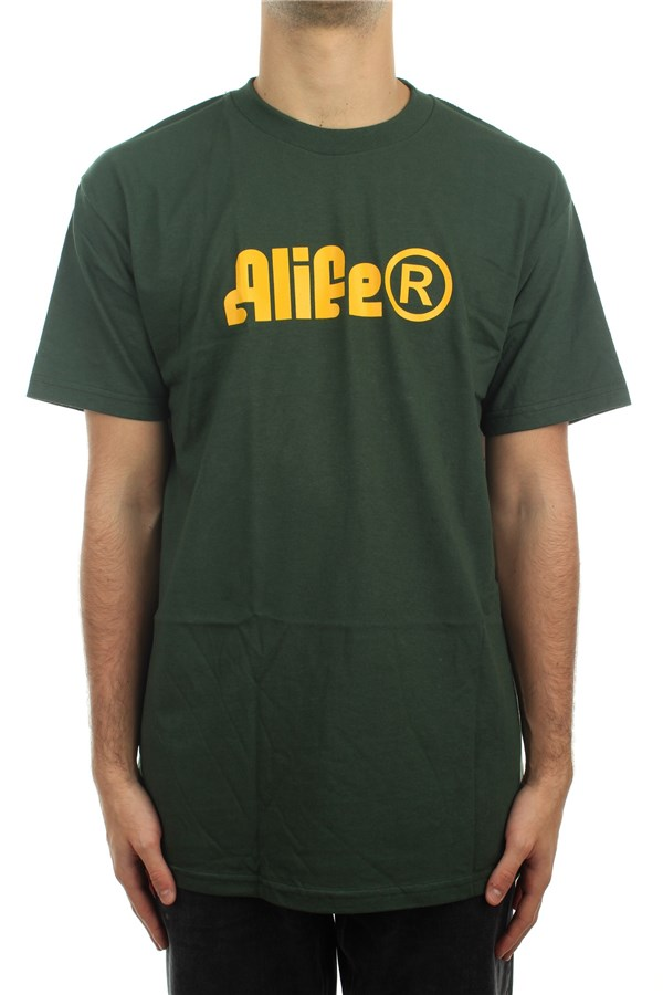 Alife® Short sleeve Forest Green