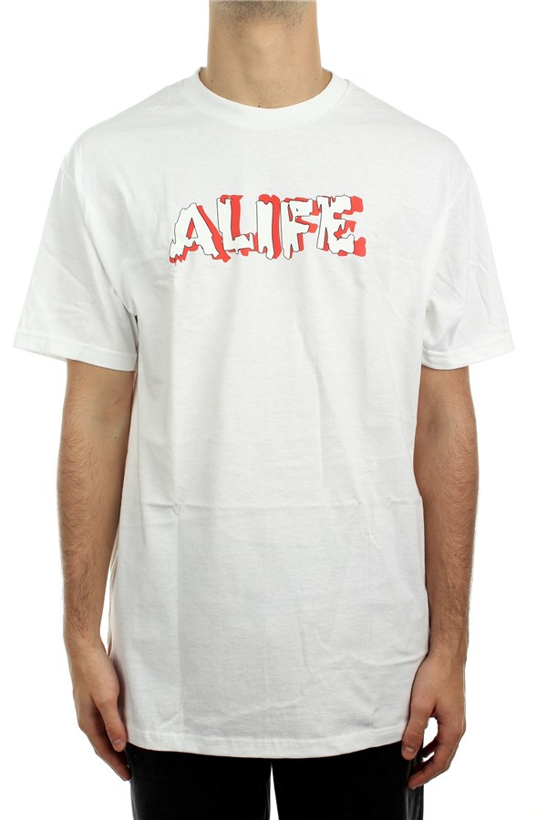 Alife® Short sleeve White