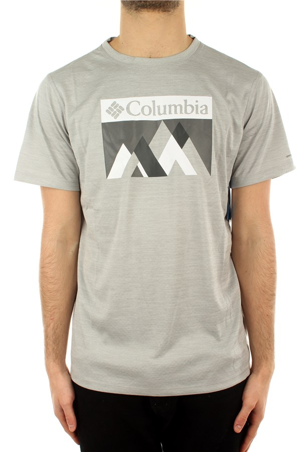 Columbia Short sleeve Columbia Gray
