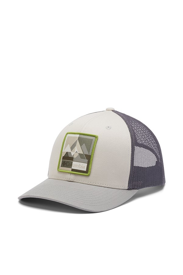 Columbia Baseball Stone, City Gray