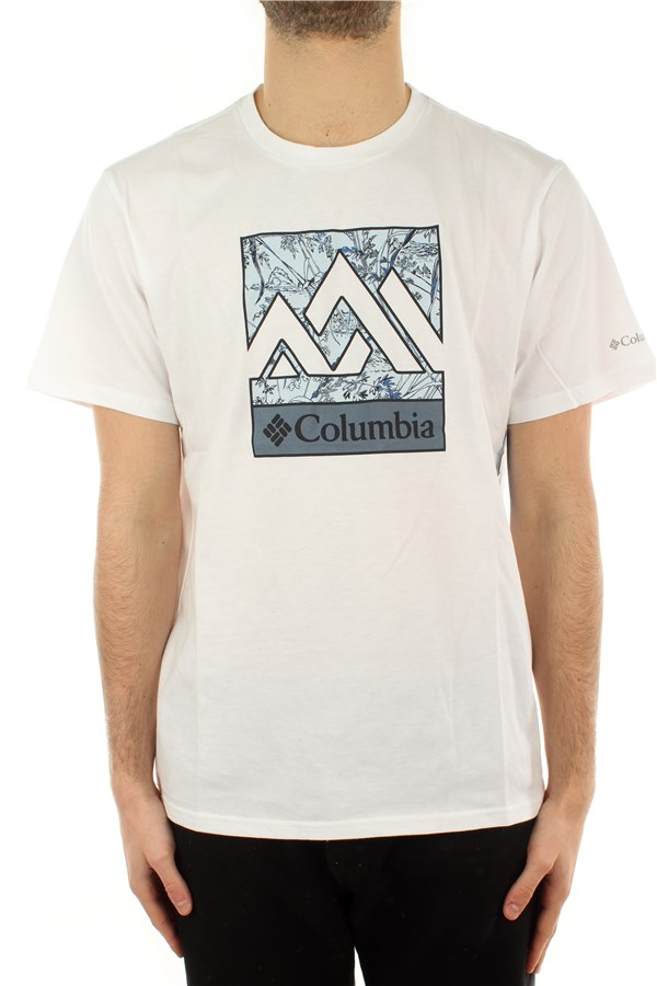 Columbia Short sleeve White Triple