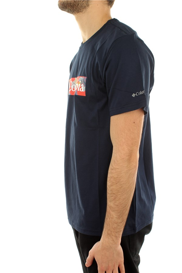 Columbia Short sleeve Collegiate Navy
