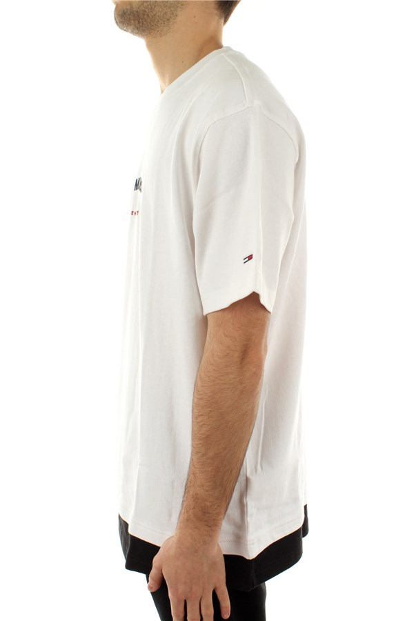 Tommy Hilfiger Short sleeve White / Black