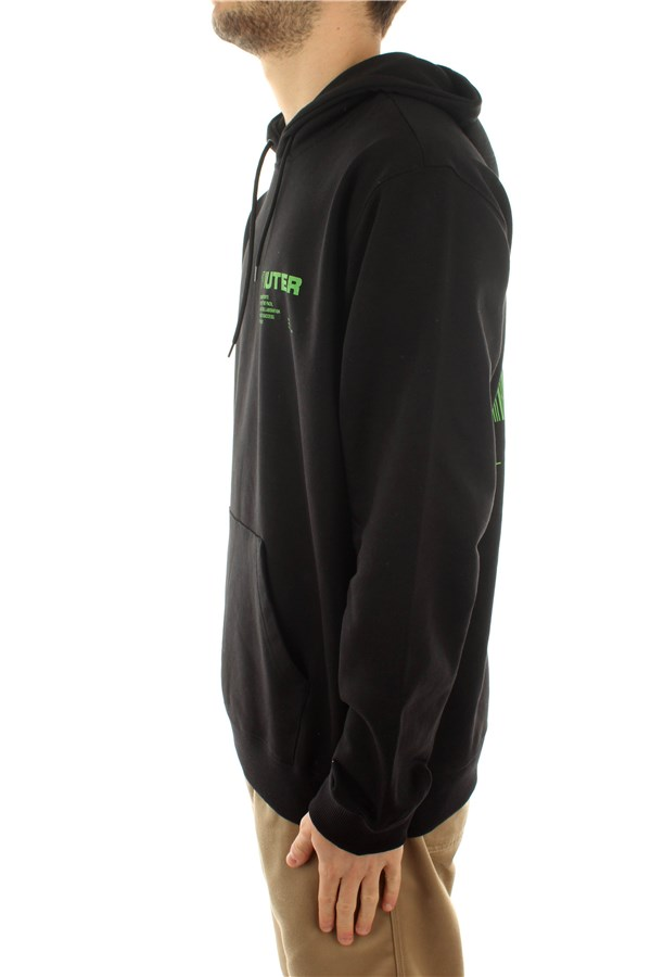 Iuter Sweatshirts Hooded Man 21SISH09 1