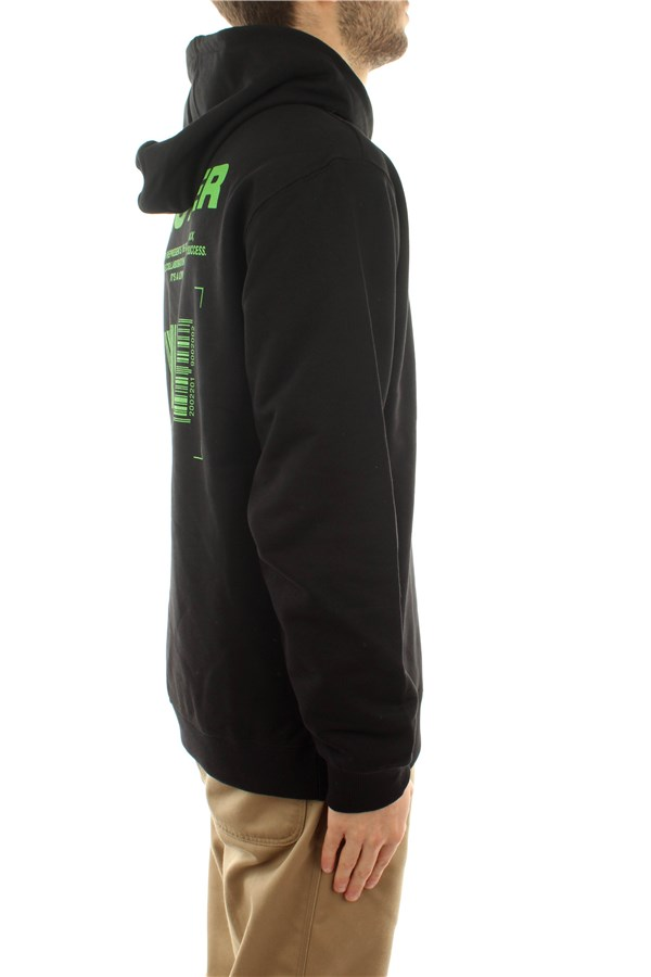Iuter Sweatshirts Hooded Man 21SISH09 3