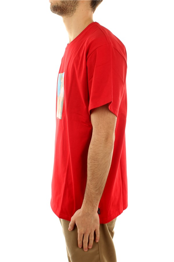 Iuter Short sleeve Red