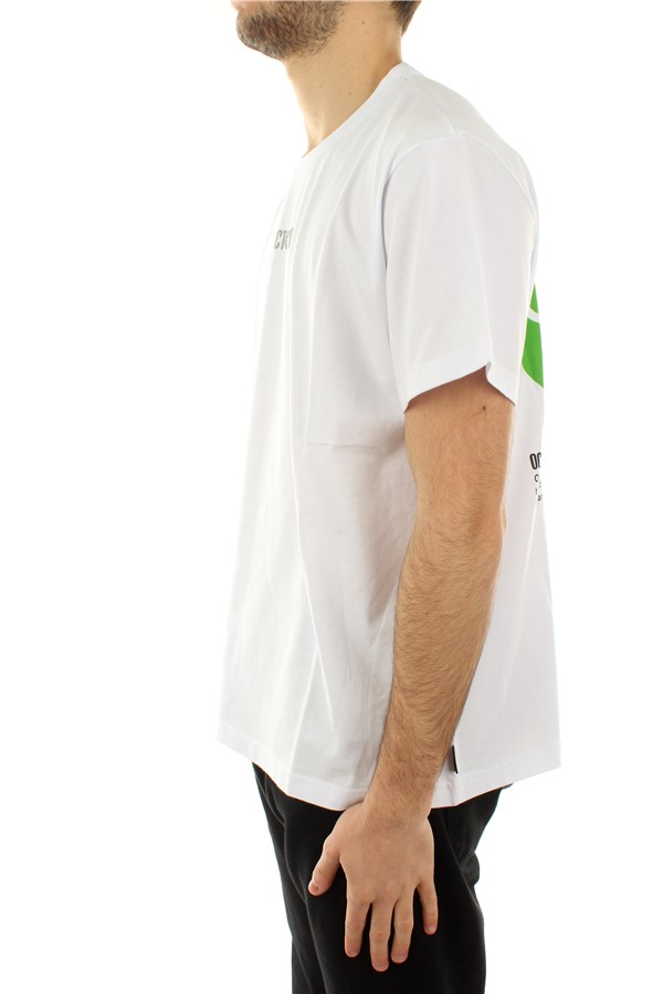 Octopus Short sleeve Green