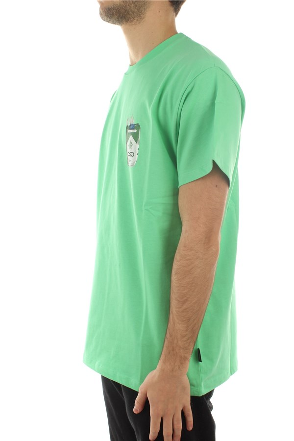 Propaganda Short sleeve Mint Green
