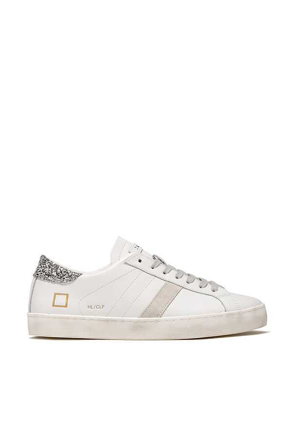 D.a.t.e Sneakers low W341-HL-CA-WH White