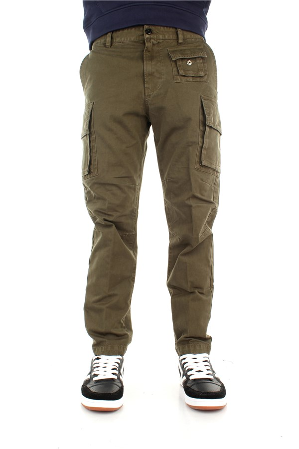 Diesel Trousers Cargo Man A01681 0IBAM 0