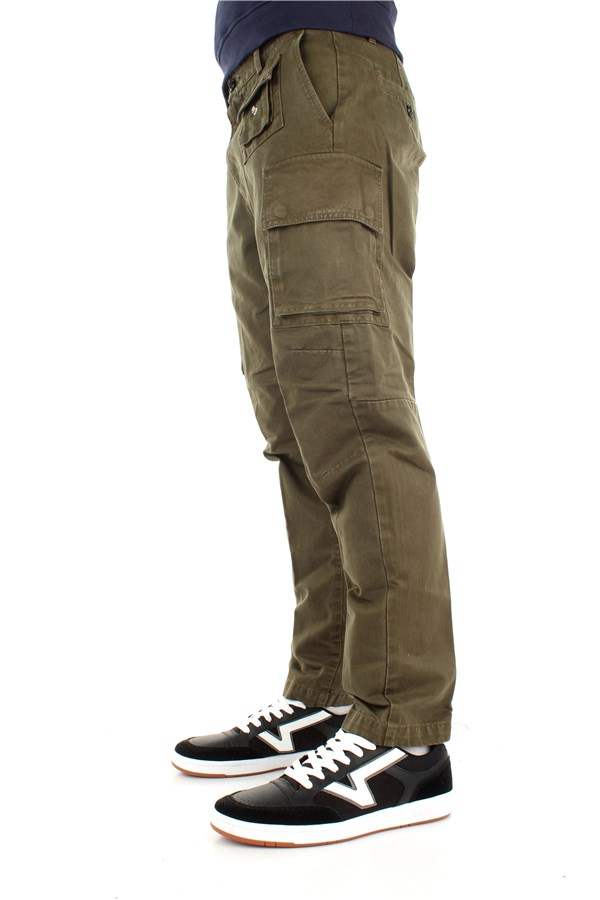 Diesel Trousers Cargo Man A01681 0IBAM 1