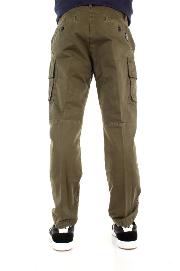 Diesel Trousers Cargo Man A01681 0IBAM 2