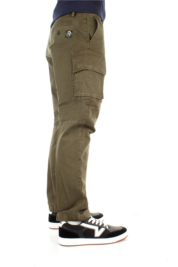 Diesel Trousers Cargo Man A01681 0IBAM 3