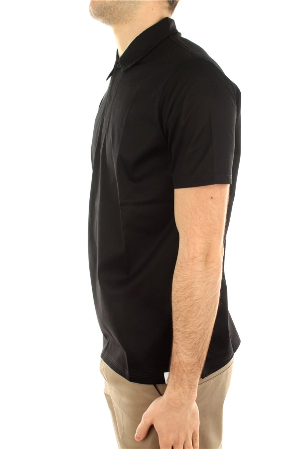 Paolo Pecora Short sleeves Black