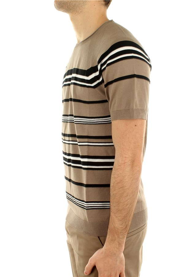 Paolo Pecora Short sleeve Striped