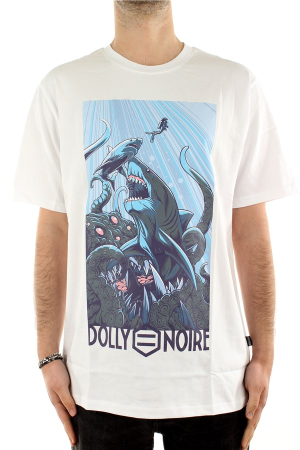 Dolly Noire Short sleeve White