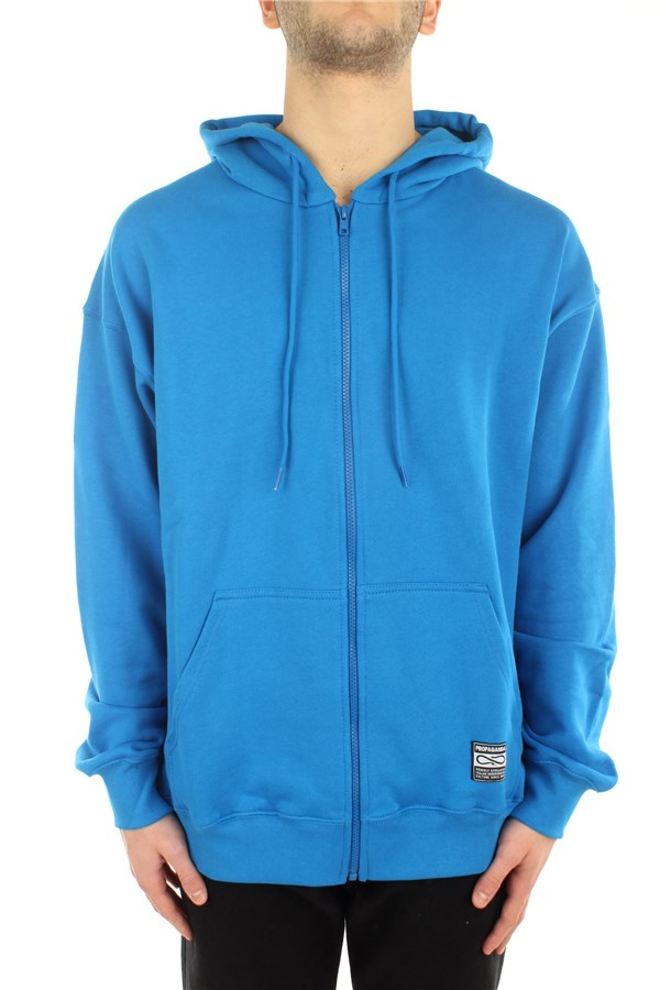 Propaganda Hooded Royal Blue