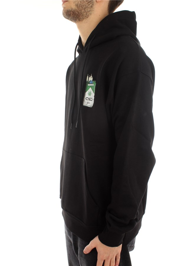 Propaganda Hooded Black