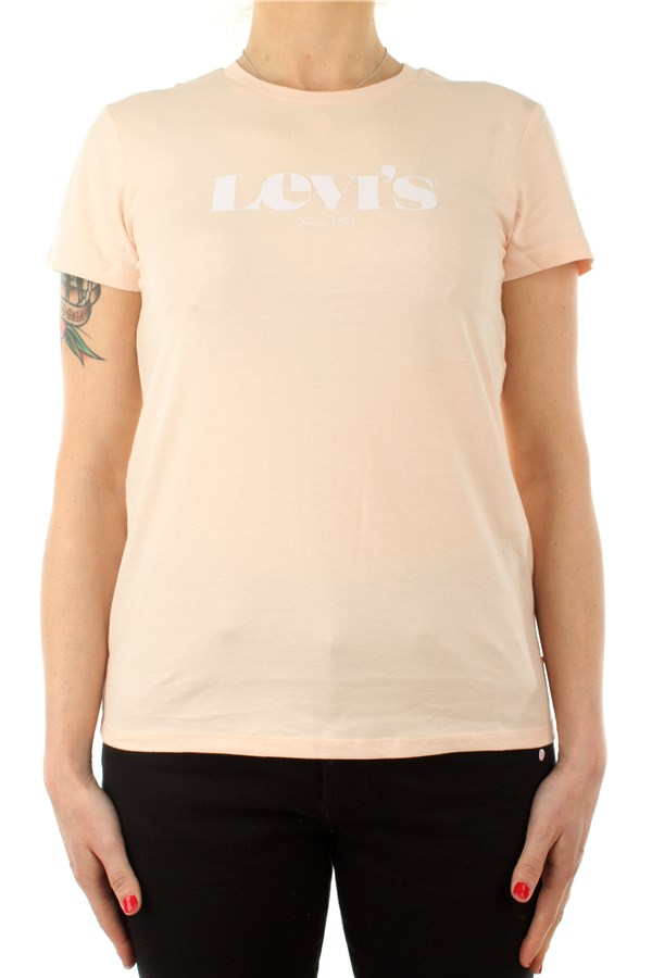 Levi's® Short sleeve New Logo Scallop Shell