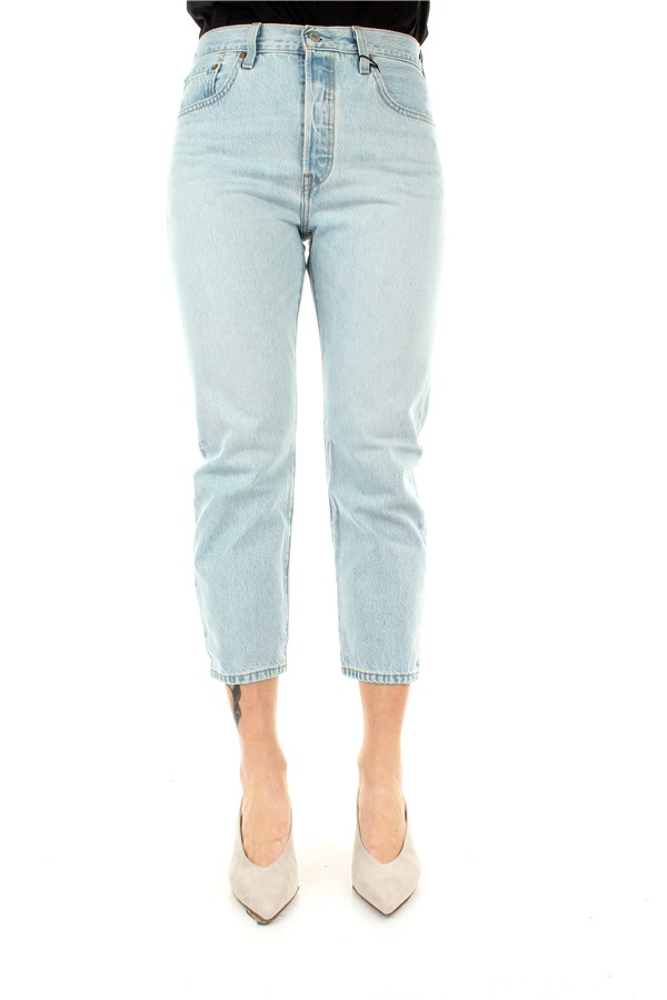 Levi's® Cropped Luxor Ra