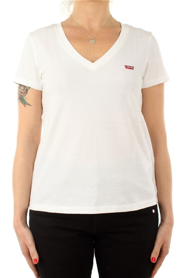 Levi's® Short sleeve White +