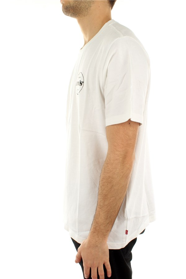 Levi's® Short sleeve Ssnl Mv Logo 2 White