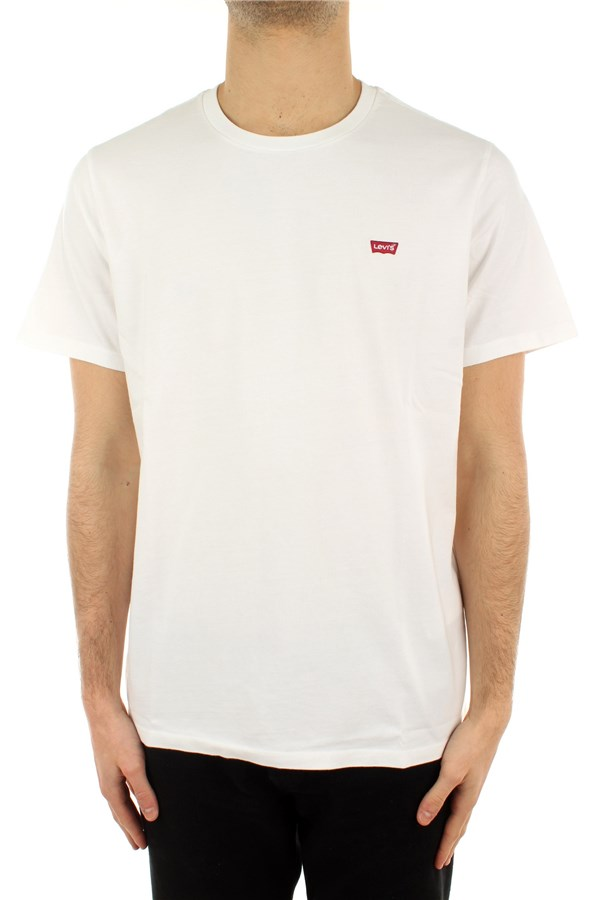 Levi's® T-shirt Short sleeve Man 56605-0000 0