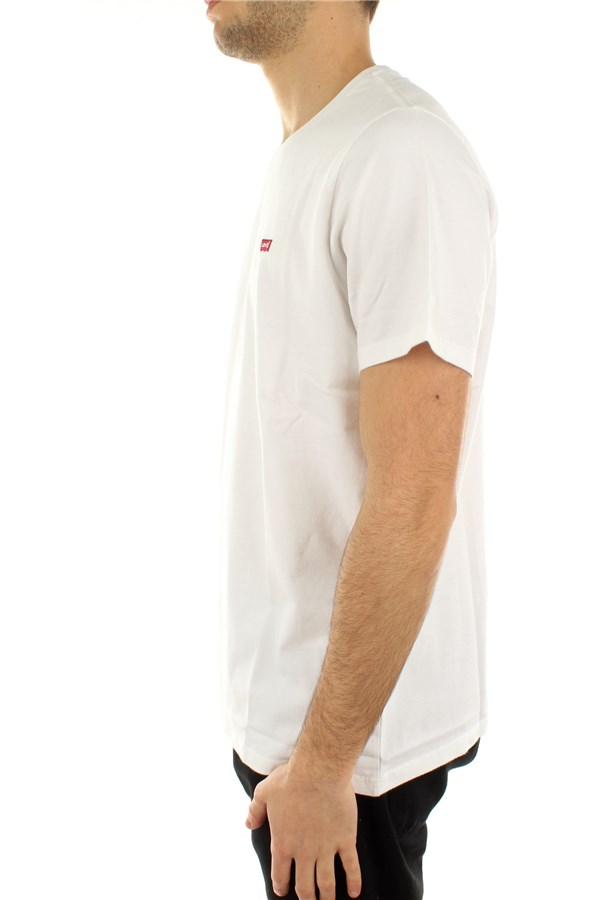 Levi's® T-shirt Short sleeve Man 56605-0000 1