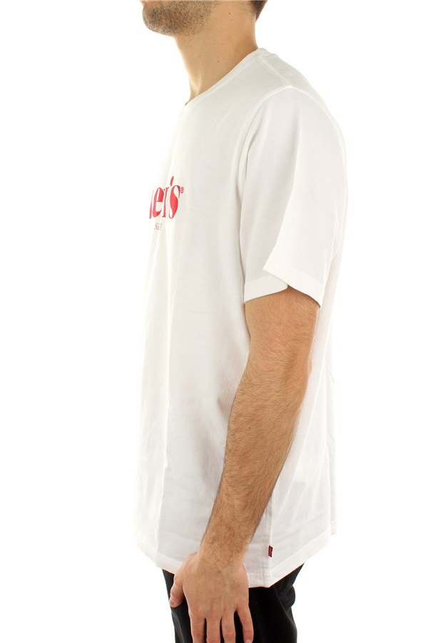 Levi's® Short sleeve Ssnl Logo Mv White