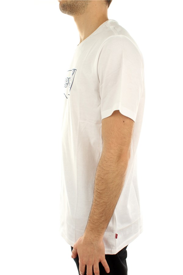 Levi's® Short sleeve Ssnl Hm Outline White