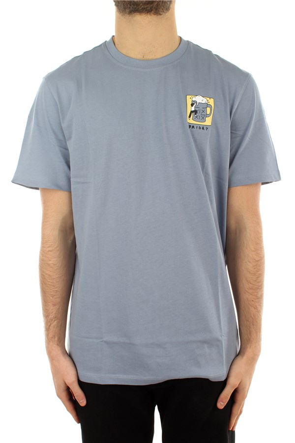 Only & Sons Short sleeve Stonewash