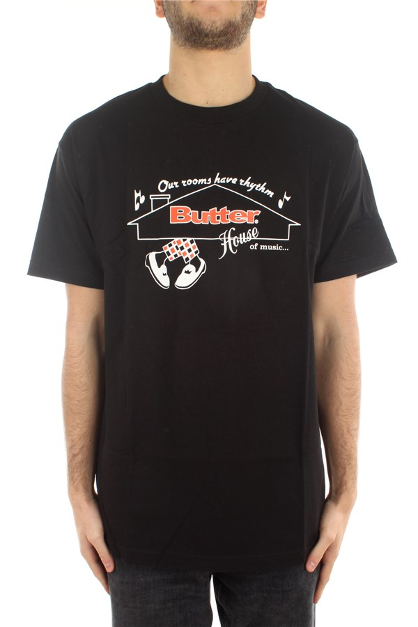 Buttergoods Short sleeve Black