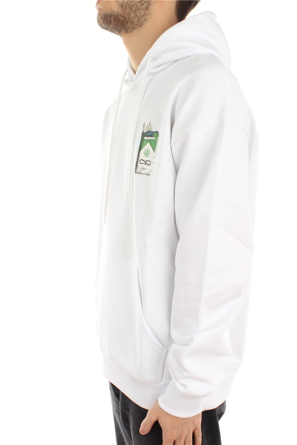Propaganda Hooded White