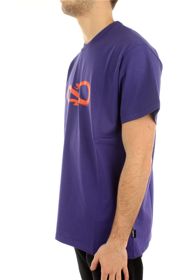 Propaganda Short sleeve Purple