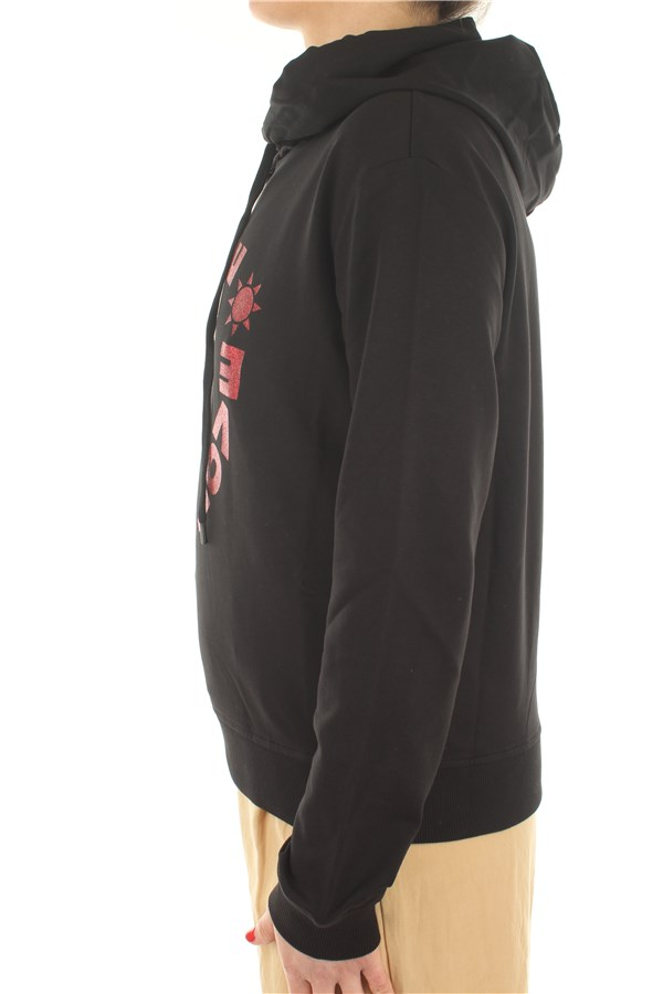 Love Moschino Hooded Black