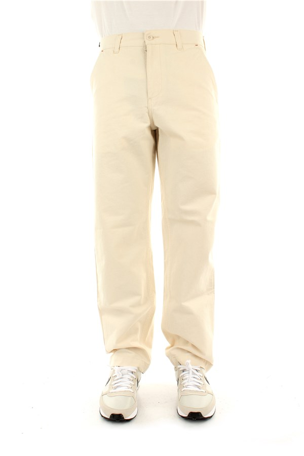 Carhartt Trousers Five pockets I029118 Natural