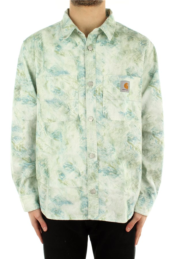 Carhartt classic Marble Print / Wave