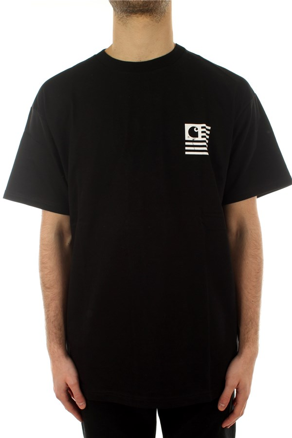 Carhartt Short sleeve Black / White