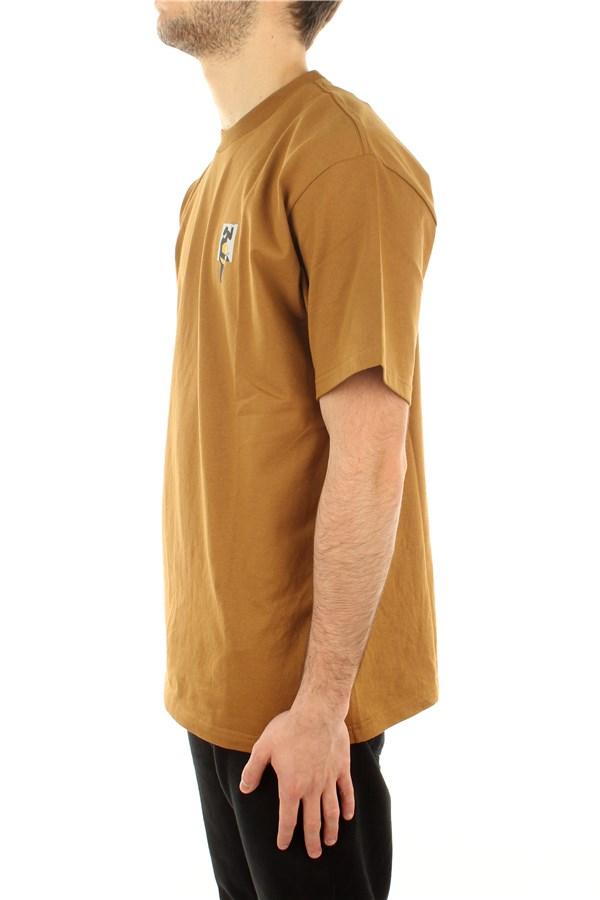 Carhartt Short sleeve Hamilton Brown
