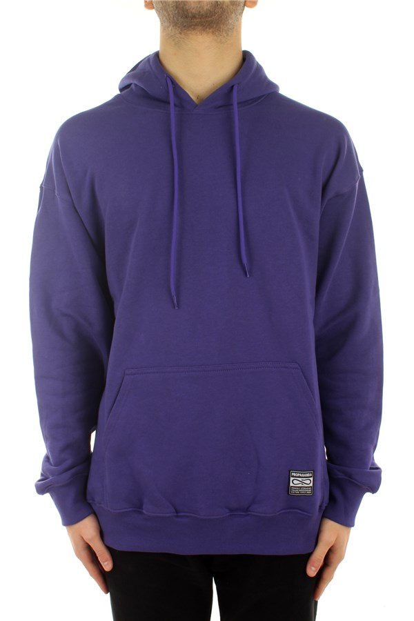 Propaganda Hooded Purple