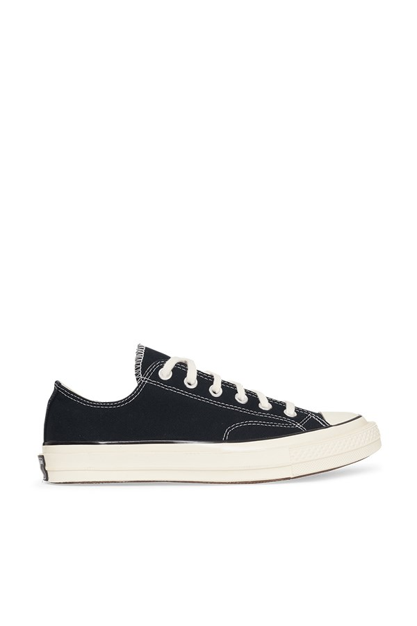 Converse low Black Double Foxing