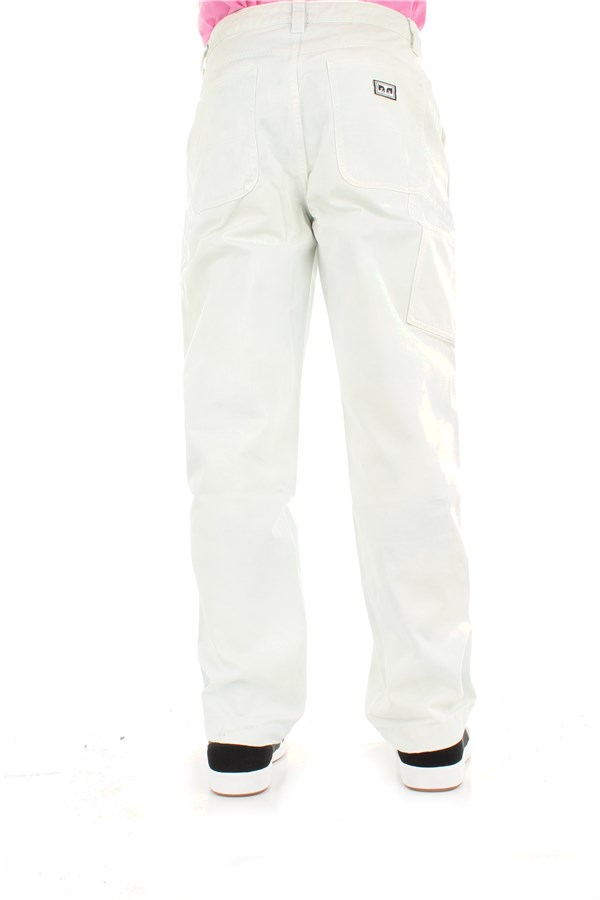 Obey Trousers Regular Man 142020181 2