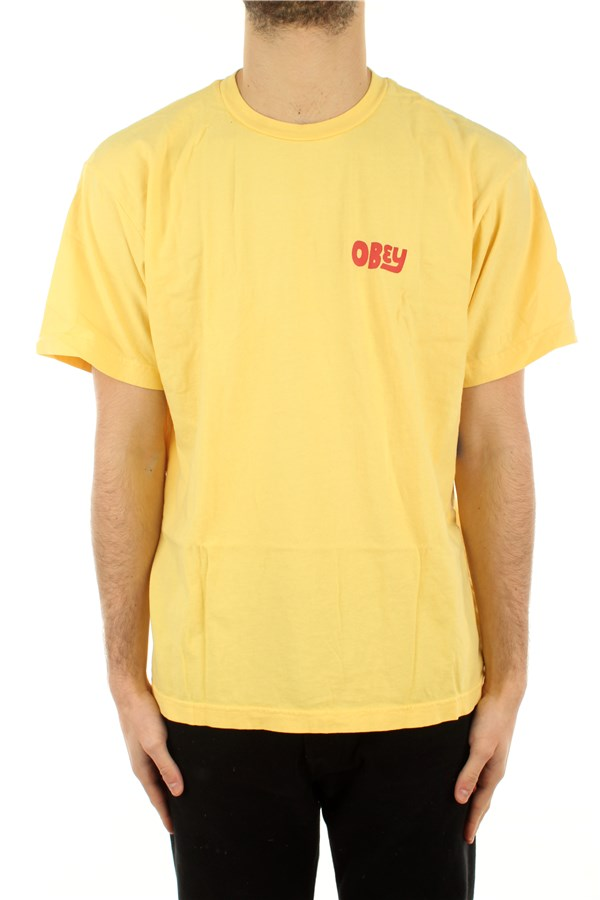 Obey Short sleeve Pagoda Flower