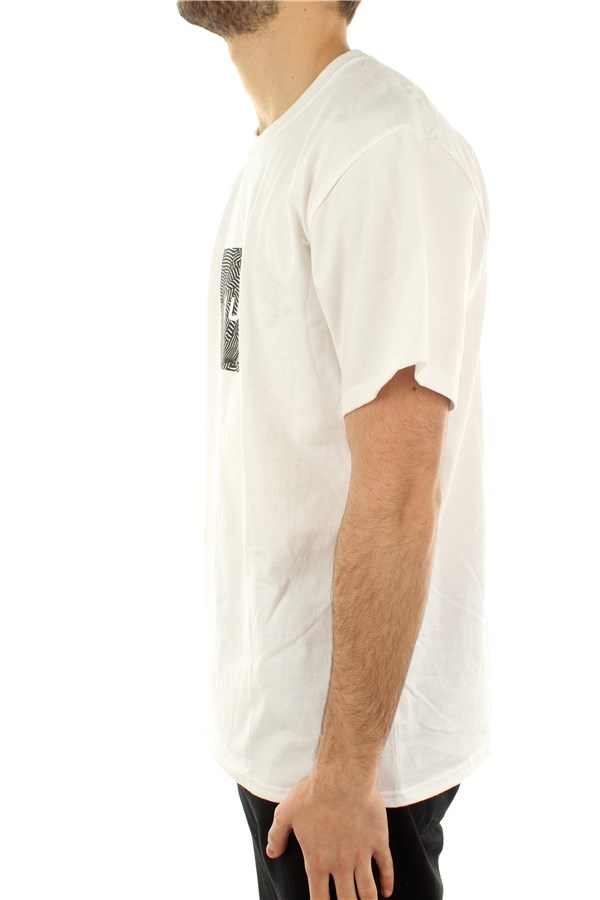 Huf Short sleeve White