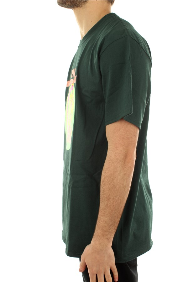 Huf Short sleeve Dark Green